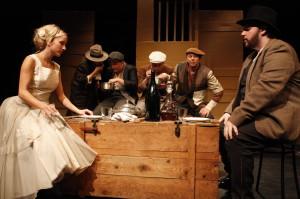 Dreigroschenoper-1-Dreigroschenoper- Kostüm-Bühne-silvana arnold-theater bagage